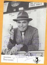 Maurice Roeves-signed photo-33