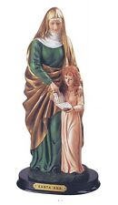 "12"" Santa Ana Saint Anna San Statue Figurine Figure Religious"