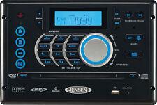 JENSEN  AWM968 AM/FM/DVD/CD/USB Bluetooth Wall-Mount Stereo for RV'S