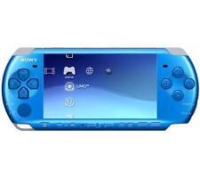 Sony PSP-3000 Vibrant Blue Handheld Console