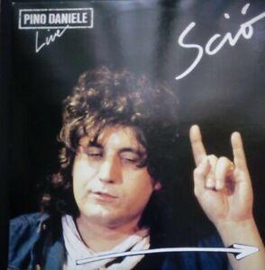 Doppio LP 33 – Pino Daniele – Sciò Live–  EMI 2-64 2402723 1984 (68) Come foto