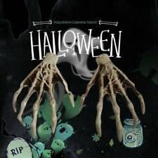 Fuuny Skeleton Bone Hand Plastic Hands Halloween Gothic Decorations Horror Props