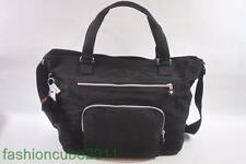 New With Tag Kipling MAXWELL Tote Shoulder Bag TM5311 001 - Black