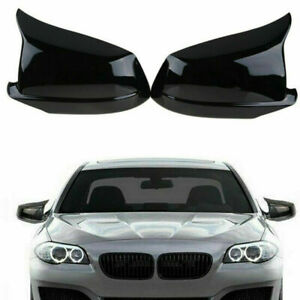 Mirror Casing Cover Glossy Black for BMW 5 Series F10 10-13 F10 M5 2011 M Style