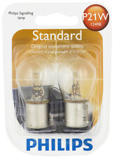 Turn Signal Light Bulb-Standard-Twin Blister Pack Rear/Front PHILIPS P21WB2