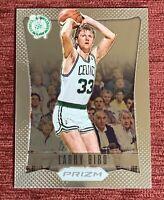 2012-13 Prizm LARRY BIRD (1st Year Prizm) Base #163 Boston Celtics HOF🔥