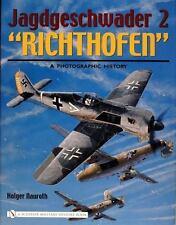 """Book - Jagdgeschwader 2 """"Richthofen"""":: A Photographic History"""