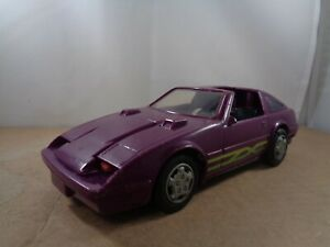 Kenner Parker M.A.S.K Manta Car In Purple For Spares Or Repair , Vintage