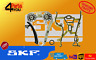 SKF Timing Cam chain KIT AGILA ASTRA  H 1.0 1.2 1.4 CORSA B C COMBO MERIVA TIGRA