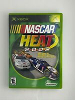 NASCAR Heat 2002 - Original Xbox Game - Complete & Tested