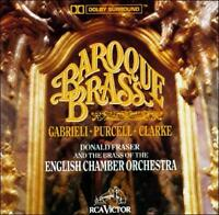 English Chamber Orchestra : Baroque Brass CD