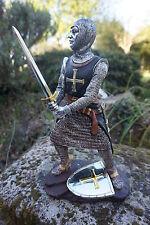 Vente Del prado-De agostino-Ancien chevalier médiéval-Fourni avec certificat
