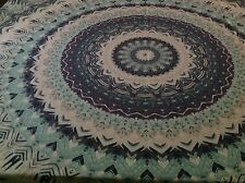 Society6 Mandala Starburst Floral Print, Love - Wall Tapestry / Throw