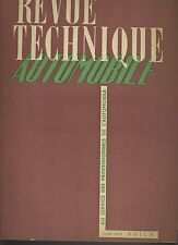 (C2)REVUE TECHNIQUE AUTOMOBILE BUICK Types 40-50-60-70-90