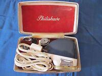 Ancien rasoir électrique Philips Philishave type SC7860
