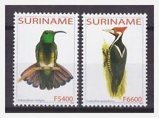 Surinam / Suriname 2003 Hummingbird kolibri colibri specht woodpecker specht MNH