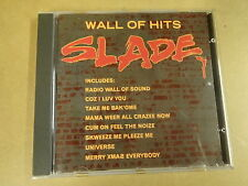 CD / SLADE – WALL OF HITS