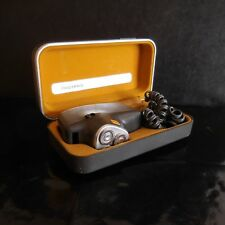 Coffret rasoir électrique PHILISHAVE PHILIPS MADE IN HOLLAND model Pop Art N3231
