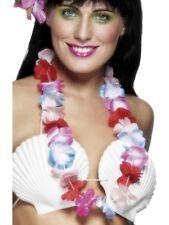 Multi Coloured Hawaiian Lei - Cheap Garland - From UK Ladies Fancy Dress