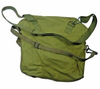 New/Old Stock Finnish Army M-61 Canvas Military Shoulder & Waist Strap Pack Bag