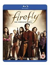 Firefly Complete - Series 15th Anniversary Edition Blu-ray 2017 DVD 50390