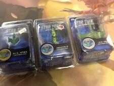 Wizkids Star Trek Attack Wing Lot RIS Apnex IRW Vrax Prototype 01 NIB