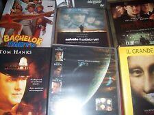 LOTTO 15 DVD TOM HANKS BIG  IL MIGLIO VERDE FORREST GUMP  APOLLO 13 PHILADELPHIA