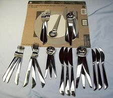 WMF - 24 Piece - 18/10 stainless steel flatware