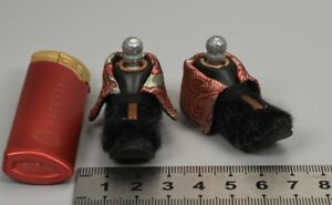 War Shoes for COOMODEL SE087 SERIES OF EMPIRES - THE BLACK FISH TWO-PIECE ARMOR