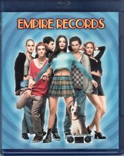 EMPIRE RECORDS ~ Liv Tyler ~ Renee Zellweger ~ Like-New Blu-Ray, Played Once