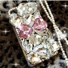 Glitter Bling Diamonds Luxury Rhinestones Soft back Phone Cases Covers For Nokia