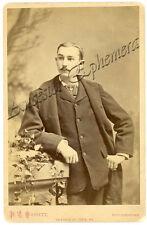 Norman William COUSE bn 1862 Cabinet photo Erie Pennsylvania PA Sarah BOSLER