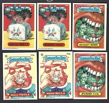 1986-88 Topps Garbage Pail Kids GPK Finish Your Set OS Pick 4 for $1 NM-MT Most