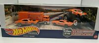 Hot Wheels Custom Dukes of Hazzard General Lee Team Transport Charger 4 Car Set