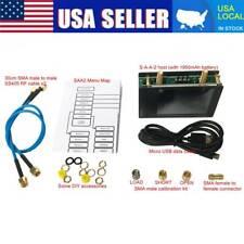 3G S-A-A-2 NanoVNA V2 Vector Network Analyzer USB Antenna Analyzer Micro USB US