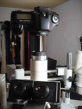 Olympus BH2 to 0.5x lens 4 Canon Cameras & Rebel W EOS Mount & APS-C sensor