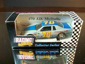 J.D. McDuffie #70 Lockhart Ford 1985 Ford Thunderbird RCCA 1:64