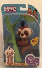WowWee Fingerlings Baby Sloth Kingsley - RARE - AUTHENTIC - READY TO SHIP - NEW