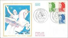 France - Freedom - Paris - 1985 - FDC