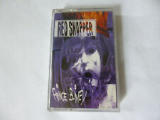 RED SNAPPER ~ PRINCE BLIMEY ~ WARP MC45 ~ RARE 1996 UK ELECTRO CASSETTE TAPE