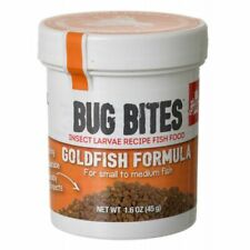 Fluval Bug Bites Goldfish Formula Granules for Small-Medium Fish  1.59 oz