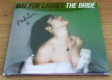 Bat For Lashes - The Bride Signed  CD