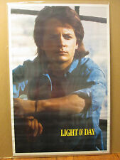 Vintage Light of Day Michael J. Fox. 1987 movie poster  7685