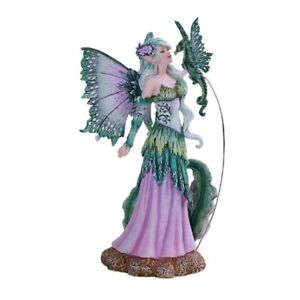 Amy Brown Discovery Fairy Figurine New