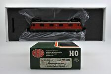 HAG HO SCALE 207 SBB CFF RED Re 6/6 ELECTRIC ENGINE #11672 AC-3 RAIL