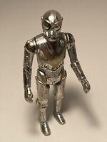 🔥Vintage Star Wars Action Figure 1978 HONG KONG🔥💯 COMPLETE🔥 DEATH STAR DROID