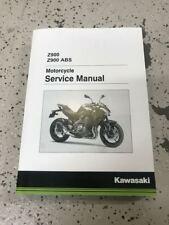 2017 2018 KAWASAKI Z900 Z900 ABS Service Shop Repair Workshop Manual OEM
