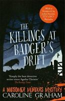 The Killings at Badger's Drift A Midsomer Murders Mystery 1 9781472243652