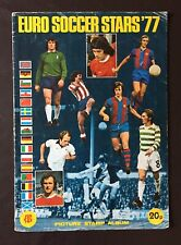 Today Only Price FKS Euro Soccer Stars 77 1977 Complete Good Condition