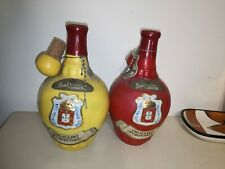 Real Vinícola Orgulho Porto bottiglia antica / old bottle decanter sealed